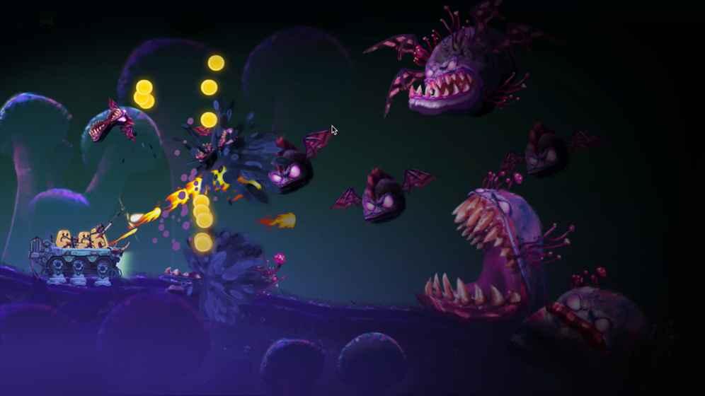 绝望3:黑暗地心截图