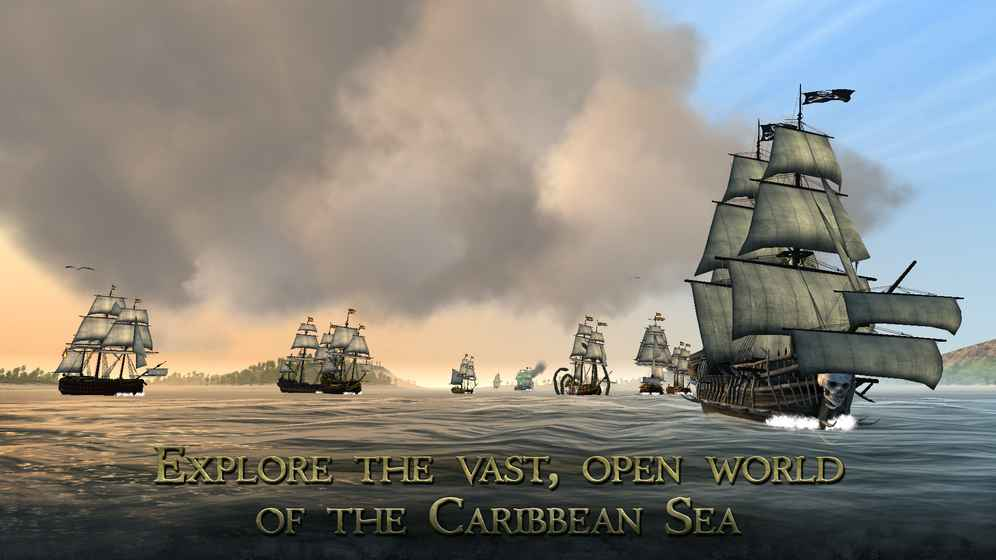 海盗:死亡瘟疫截图