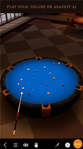 Pool Break Lite截图