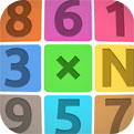 3XN Number Puzzle