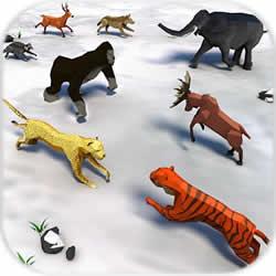动物王国战场模拟3D