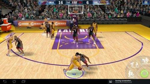 NBA 2K Mobile中文版下載