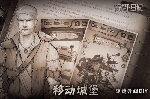 荒野日記騰訊版下載