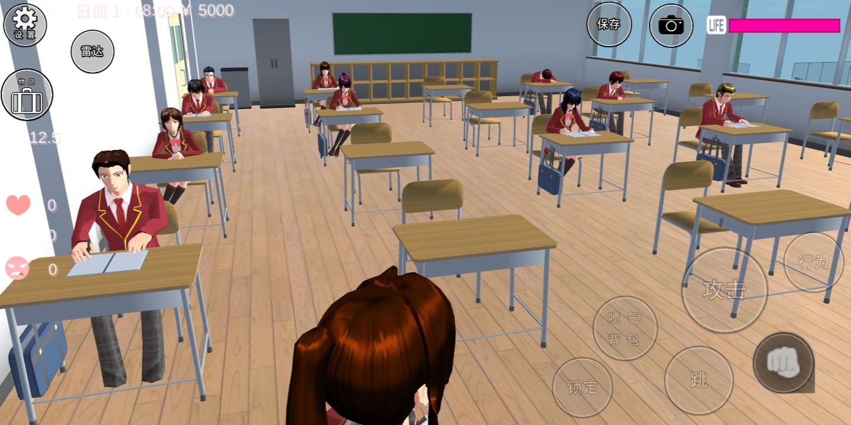 樱花校园模拟器游戏好玩吗 游戏特色独家解析