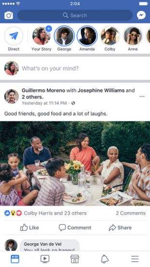 Facebook臉書官方下載