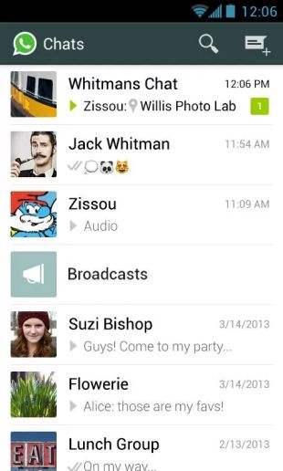whatsapp網頁版