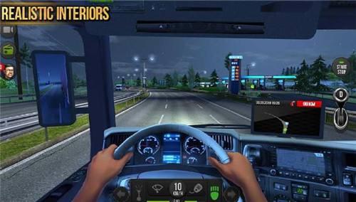 中國卡車模擬手機版下載