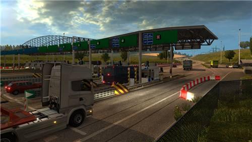 歐洲卡車模擬2中國版
