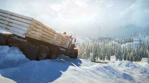 雪地奔馳解鎖全部車輛