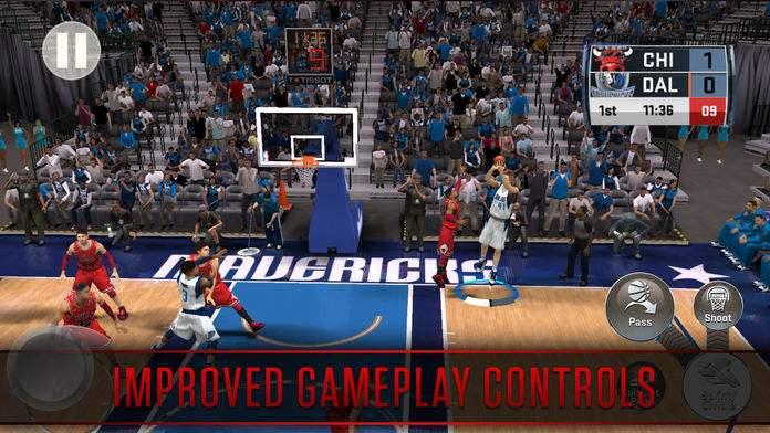 NBA2k18手機版