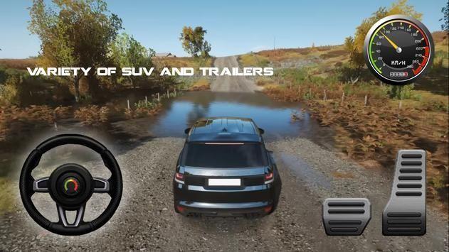 越野吉普车模拟器