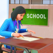高中教师模拟器