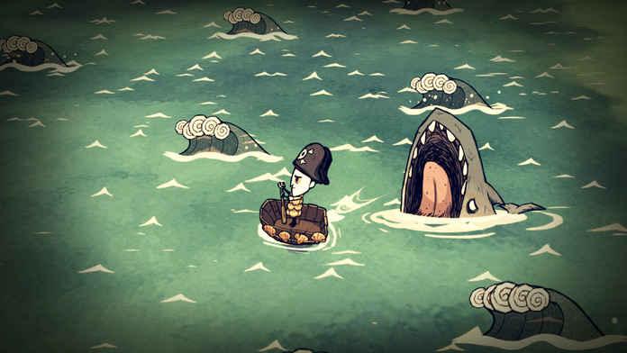 饥荒:海难截图