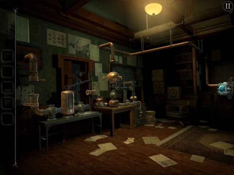 迷室:往逝截图