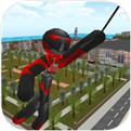 Stickman Rope Hero中文版下载
