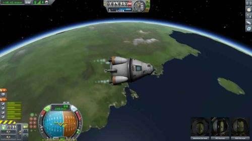 坎巴拉太空计划