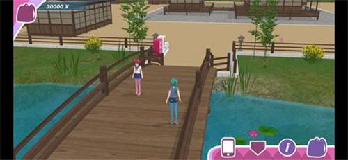 少女都市3D截图