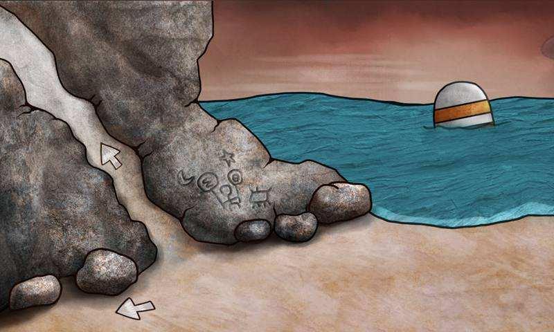 迷失岛3:宇宙的尘埃