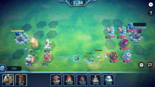 骑士的魔法战争2