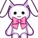 喵可莉的兔玩偶