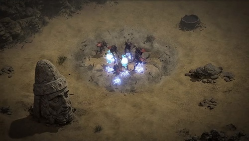 暗黑破坏神2重制版截图